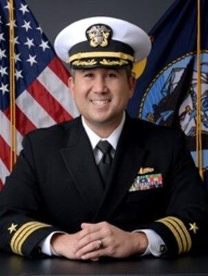 Commander Ryan S. Downing