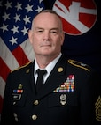 Command Sergeant Major Larry May