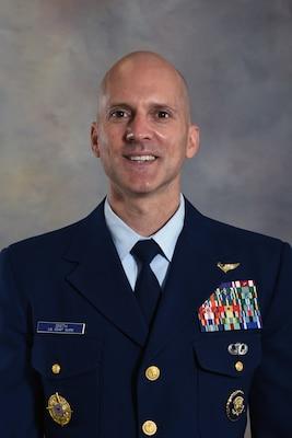 Smith, CDR Jason - USCG