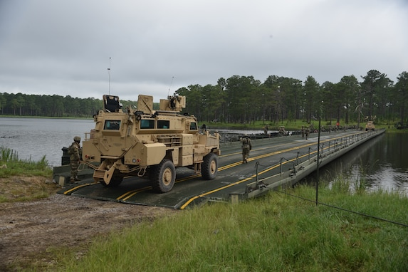 Army Reserve makes a splash with National Guard