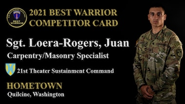 Sgt. Juan Loera-Rogers
