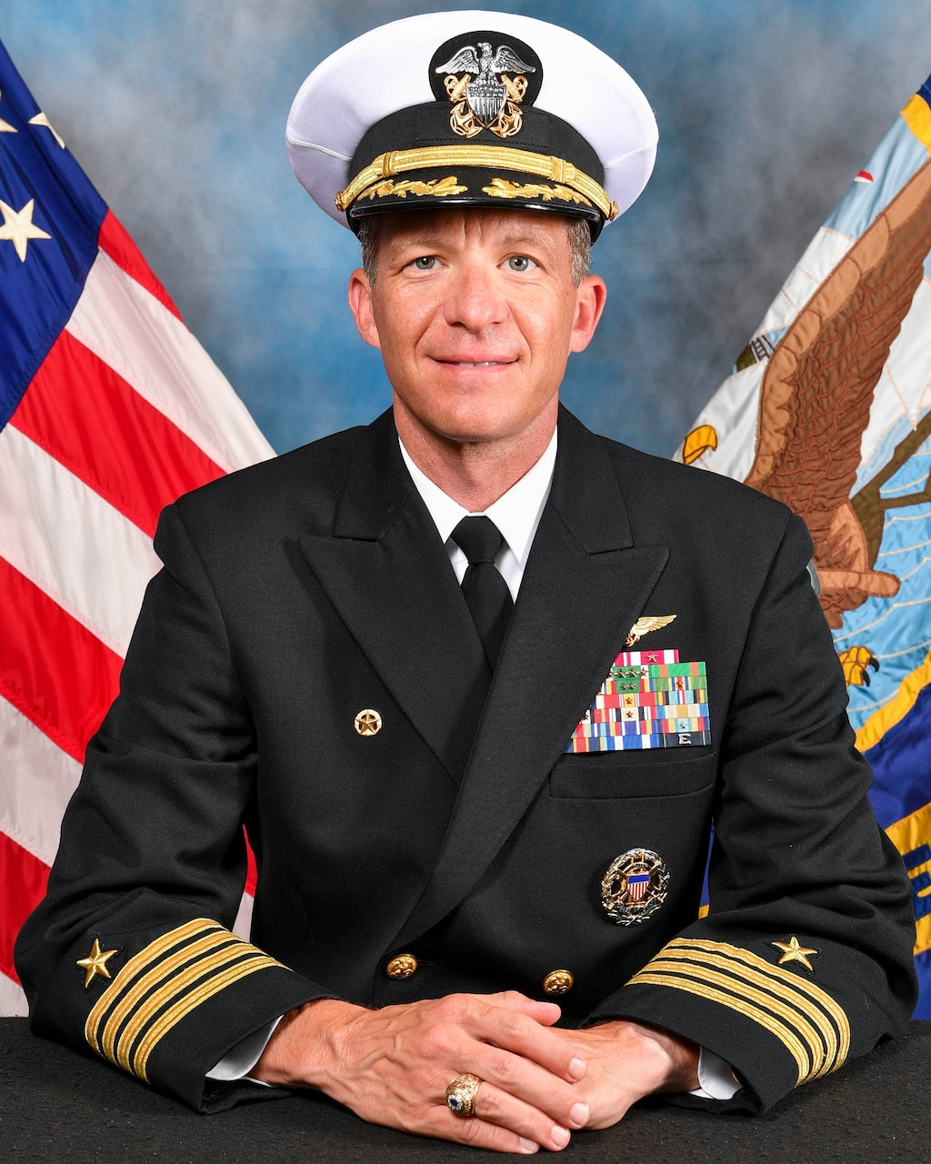 Captain Matthew C. Thomas