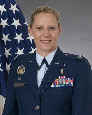 Colonel Jennifer T. Vecchione is the Commander, 51st Medical Group, Osan Air Base, Republic of Korea.