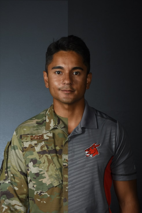Photo of Senior Airman Alex Chase