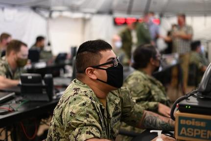 U.S. 3rd Fleet deploys forward in support of LSE 2021