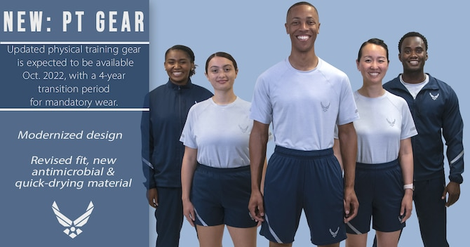 New dress and appearance changes are expected to be released in early October 2021 upon the updated publication of Air Force Instruction 36-2903, Dress and Appearance of Air Force Personnel. Changes include male bulk hair standards, cosmetic tattooing, female hair accessory size, optional hosiery in dress uniform, transparent piercing spacers and morale patches. (U.S. Air Force illustration)