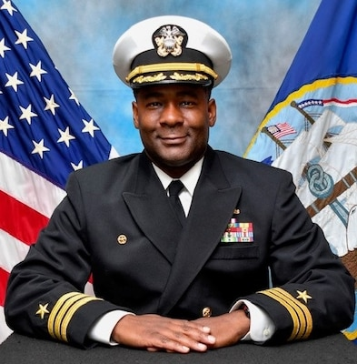 Commander Shaun E. Dennis