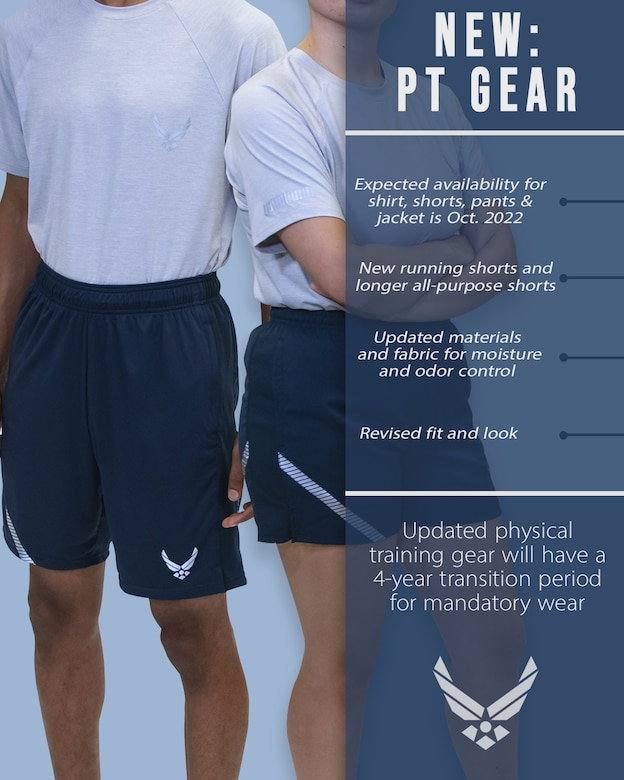 New dress and appearance changes are expected to be released in early October 2021 upon the updated publication of Air Force Instruction 36-2903, Dress and Appearance of Air Force Personnel. Changes include male bulk hair standards, cosmetic tattooing, female hair accessory size, optional hosiery in dress uniform, transparent piercing spacers and morale patches. (U.S. Air Force graphic)