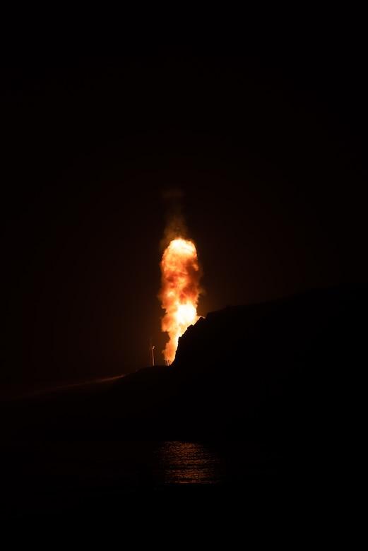 Minuteman Launch
