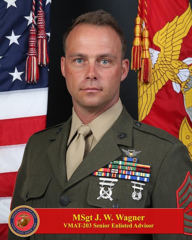 Master Sergeant Jesse W. Wagner