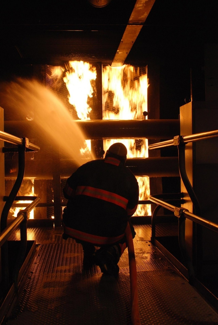 Fire Fighting Trainer