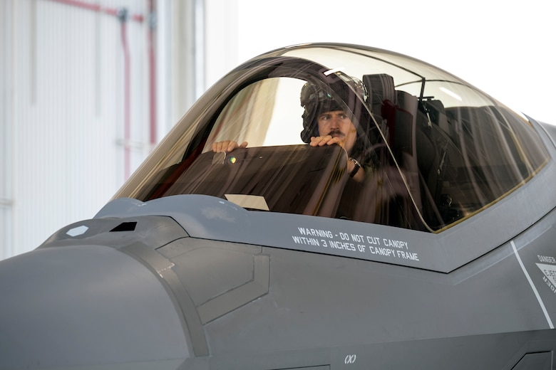 'Future Fighter' to complete initial F-35A training