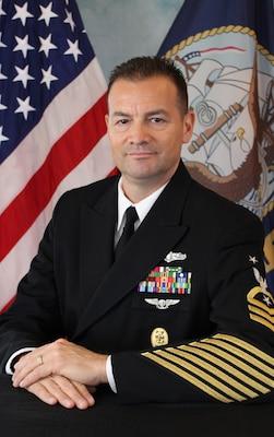Command Master Chief David P. Martinez