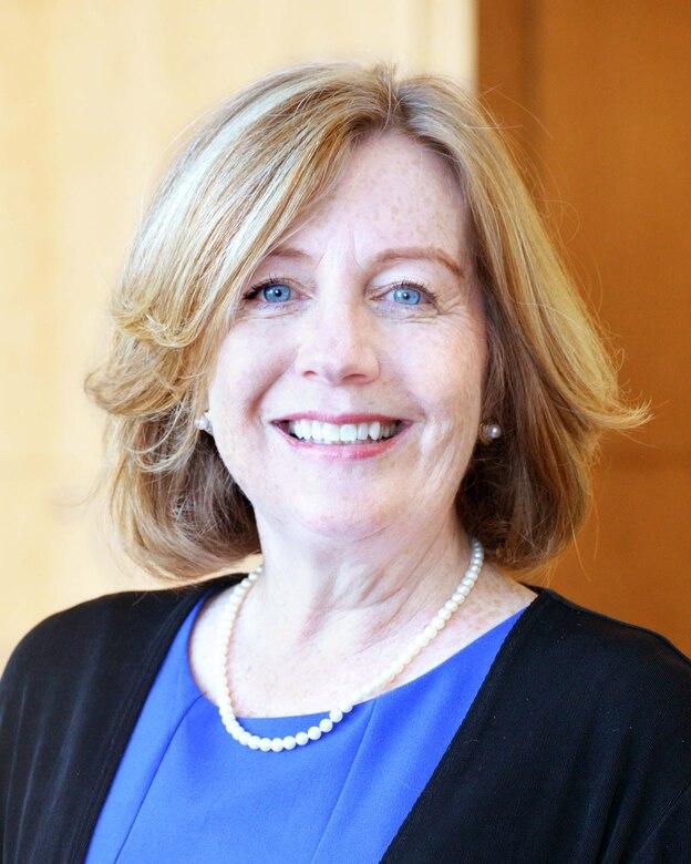 Portrait of Ms. Susan Sheehan.