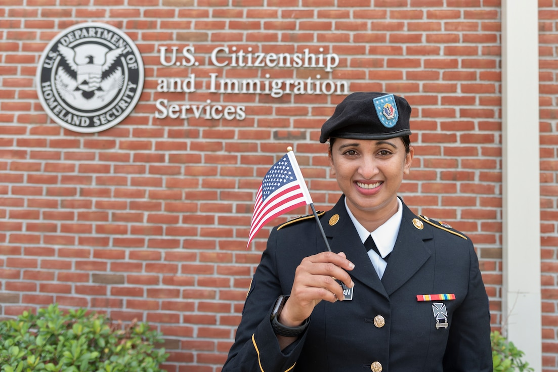 VNG Soldier finds support, mentor along pathway to citizenship