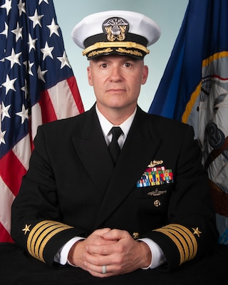 "Gregory ""Reed"" Koepp II, Commander, Nuclear Power Training Unit, Charleston, SC"
