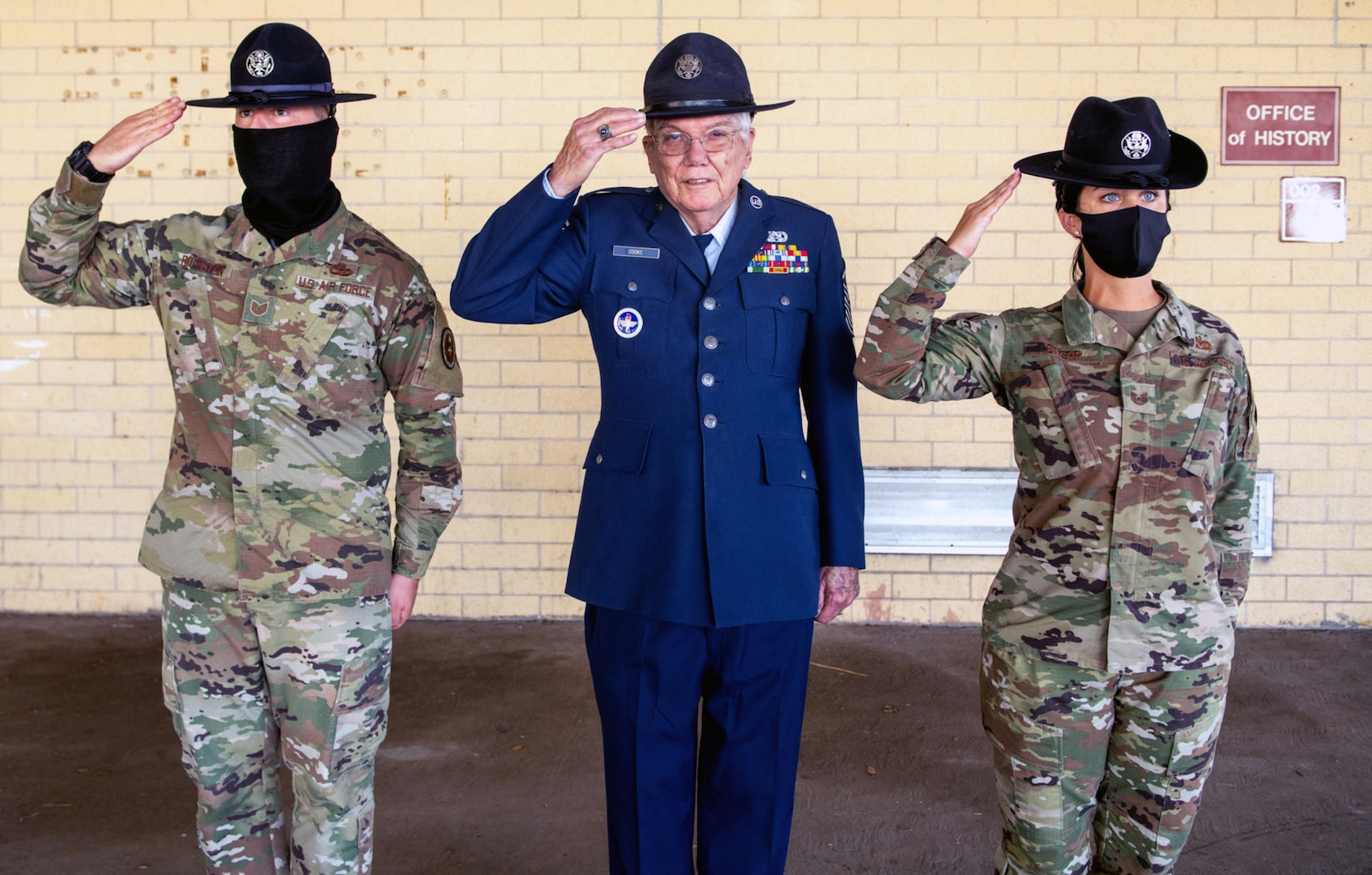 Senior Master Sgt. Thomas Coons