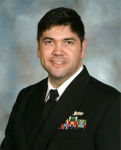 CDR Daniel W.Turbeville, Executive Officer, Nuclear Power Training Unit, Charleston, SC