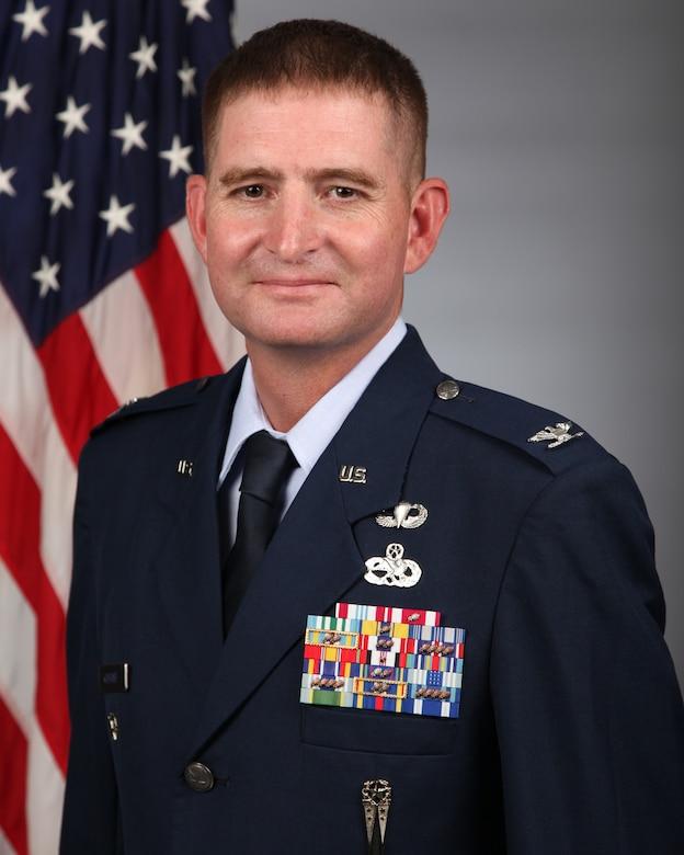 Colonel Shad K. Colgate