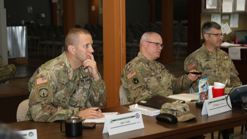 641st RSG support in Pershing Strike '21 critical to exercise success