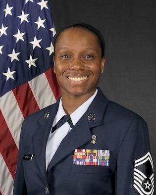 Senior Master Sgt. Yalonda Parker