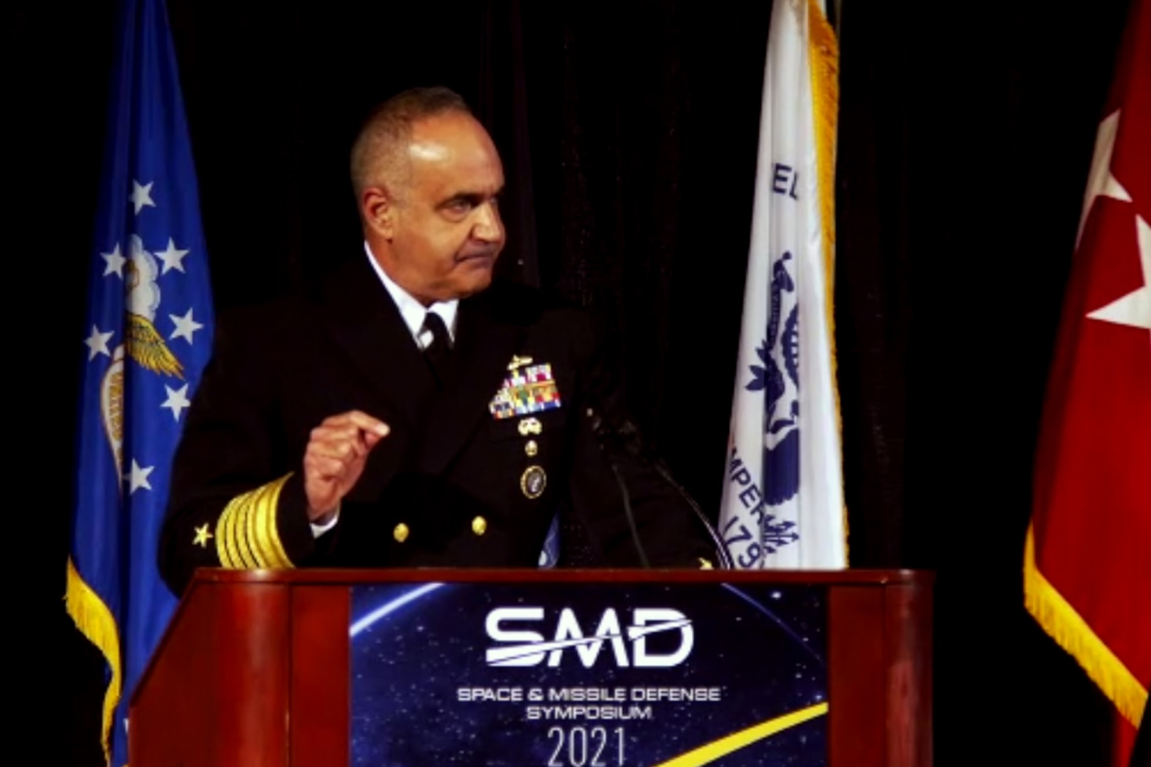 China, Russia Pose Strategic Challenges for U.S., Allies, Admiral Says