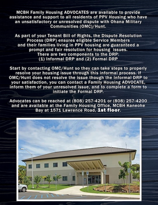 Housing Advocacy Flyer
