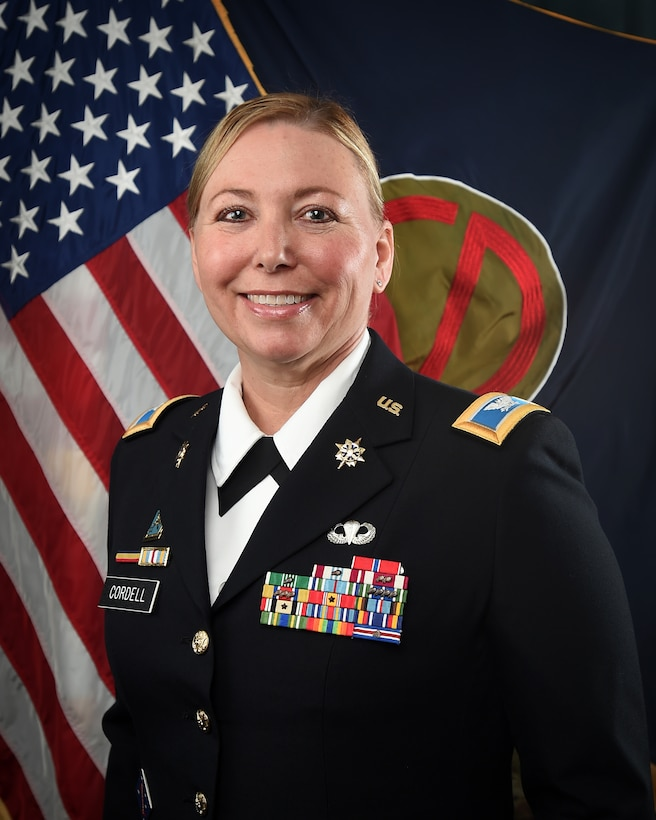 Deputy Commanding Officer, 85th U.S. Army Reserve Support Command