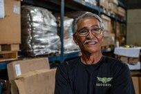 Portrait of Joe Castro