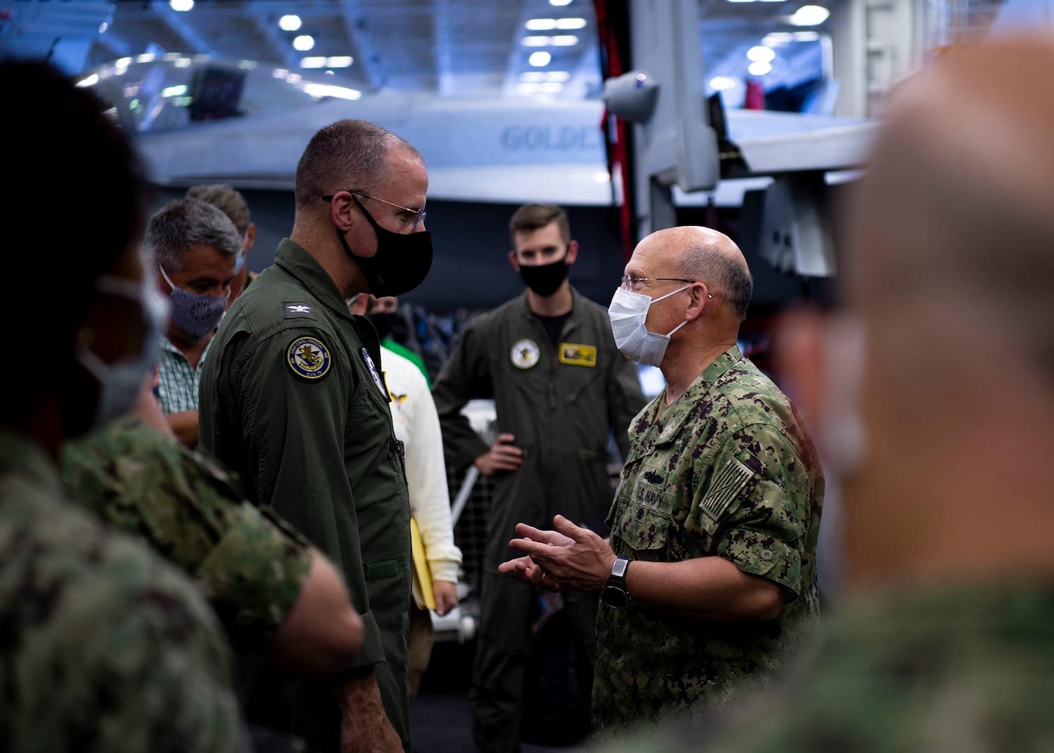 U.S. 3rd Fleet Concludes LSE 2021