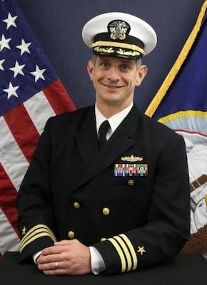 Commander Micah T. Sybor