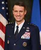 This is the official portrait of Lt. Gen. Tom D. Miller.