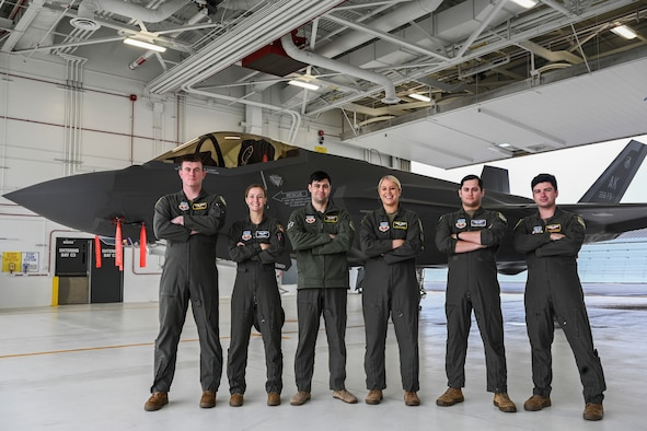 Air Battle Managers and Mission System Operators integrate with 58th FS pilots