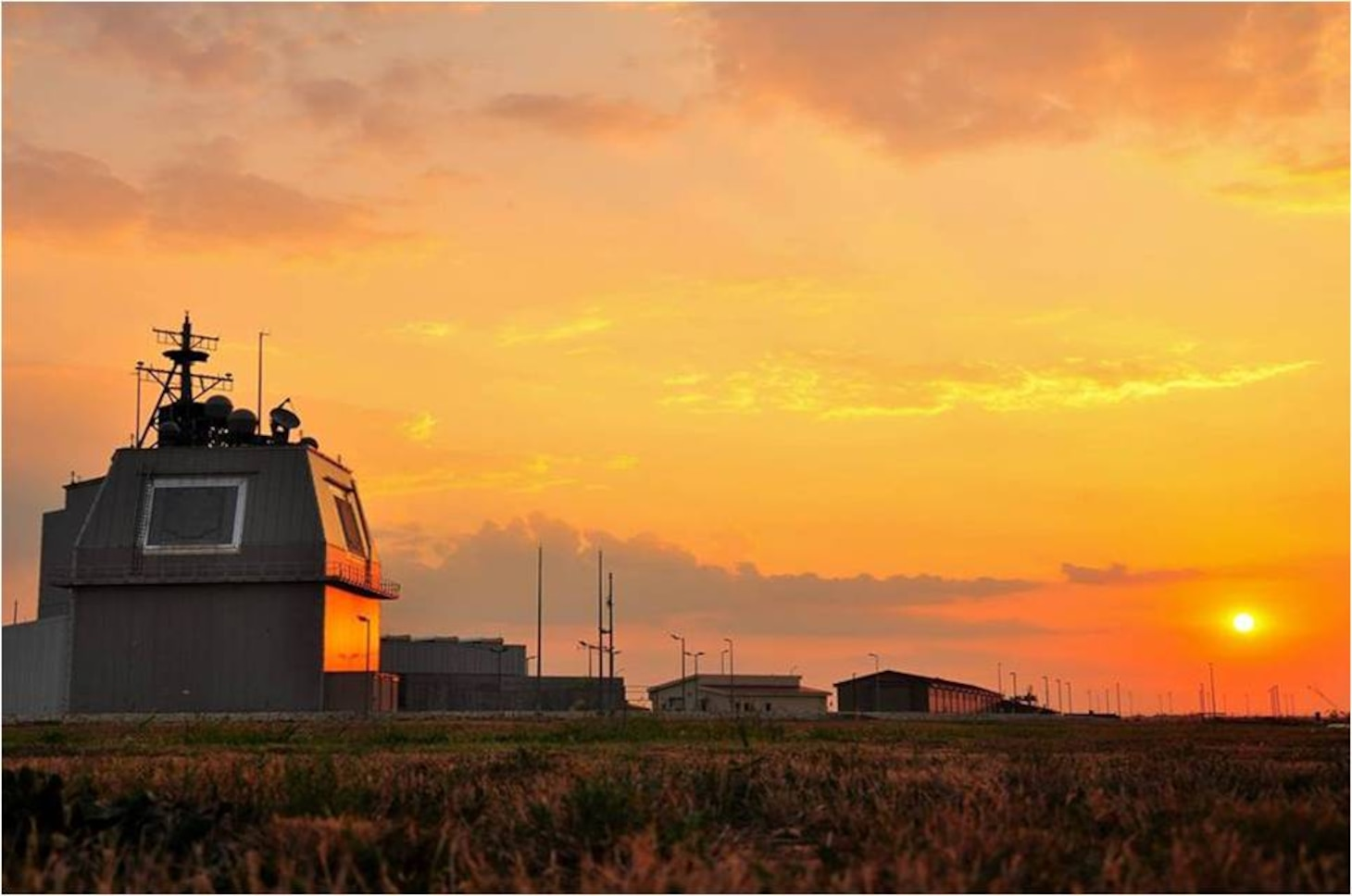 The Aegis Ashore Missile Defense System (AAMDS) located at Naval Support Facility (NSF) Deveselu, Romania, celebrated the fifth anniversary of its shift to NATO Command and Control, as a U.S. contribution of capability to the Alliance, August 19, 2021.