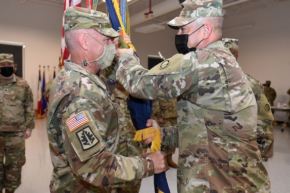 Chicago Army Reserve command receives new leadership