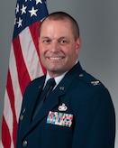 Col. Kyle Cerfoglio's Biography Photo