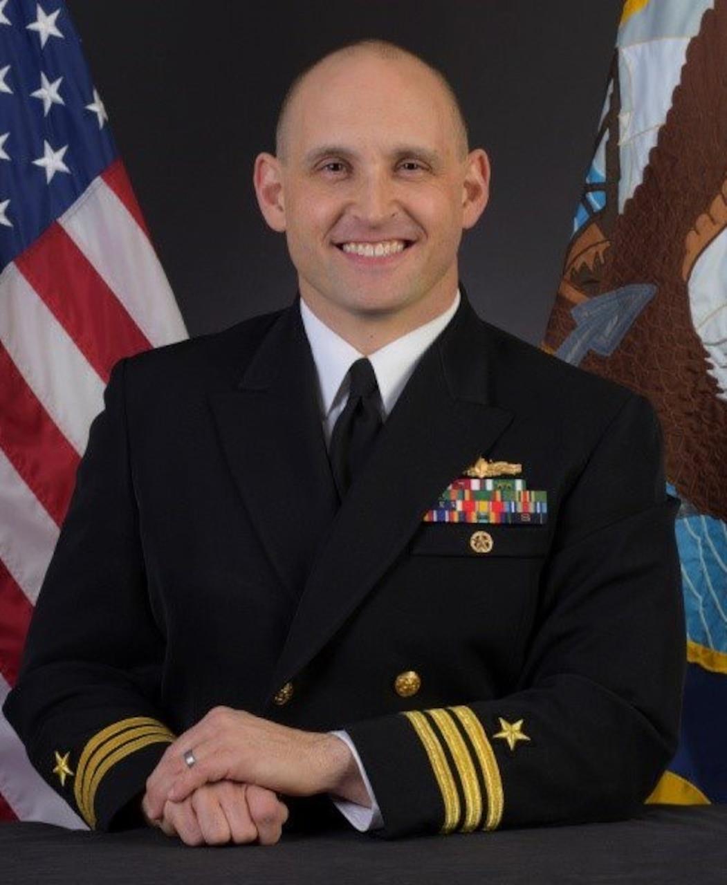 Commander Jeffery Murawski