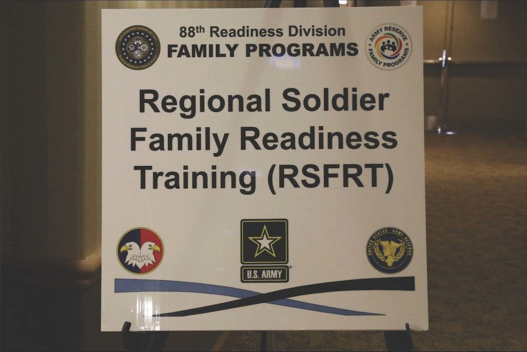 88th Readiness Division hosts Regional Soldier and Family Readiness Training