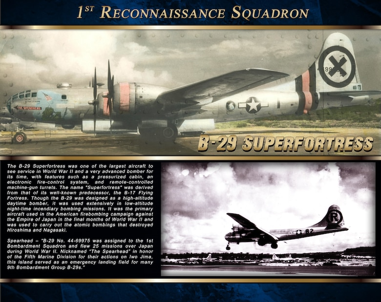 The B-29 Superfortress was used to carry out the atomic bombings on Hiroshima and Nagasaki, Japan.