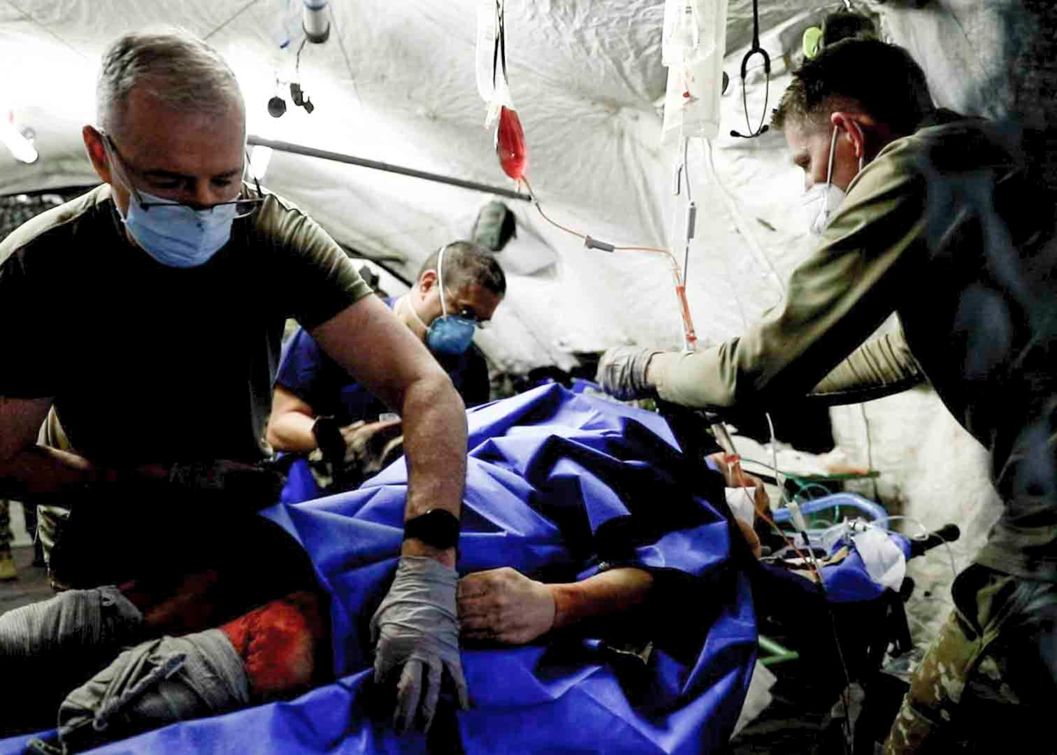 LRMC verified as only Level II Trauma Center overseas