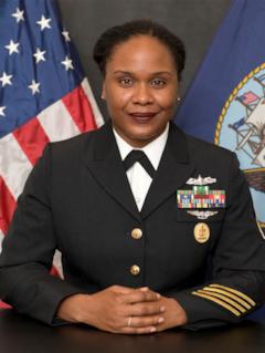 CMDCS Jessica E. Hardemon
