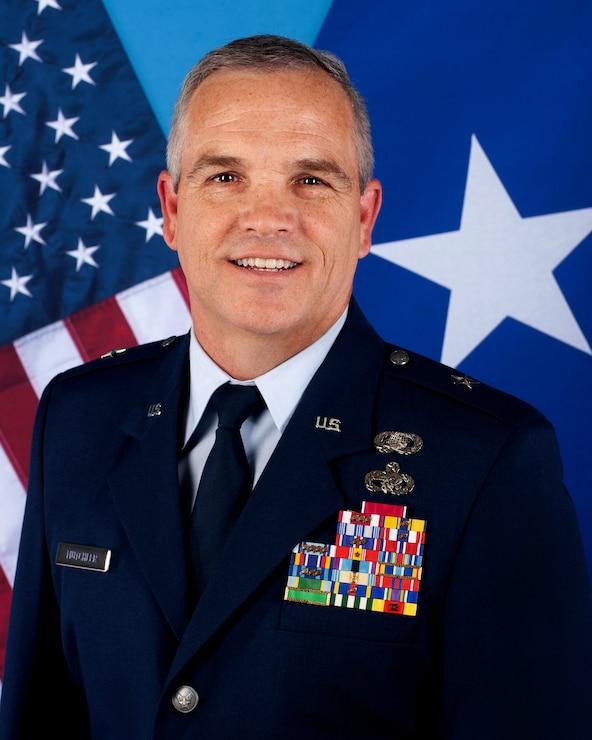 Brig. Gen. Rick Mutchler, Chief of Staff - Air
