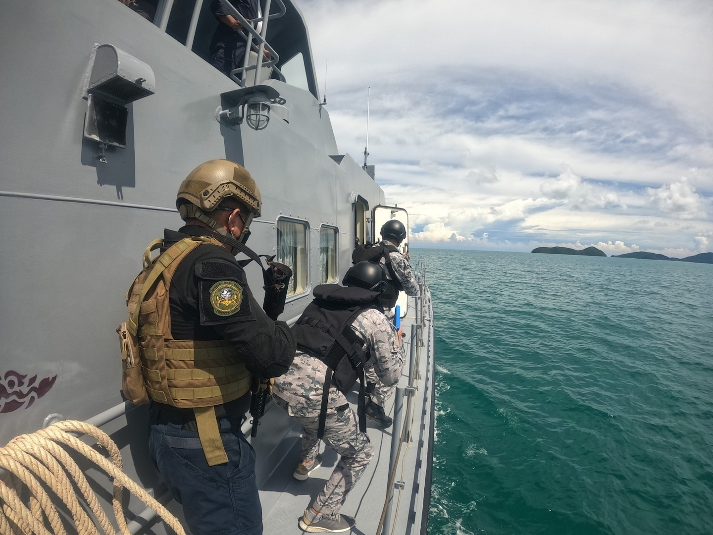 20th SEACAT Concludes, Puts Cooperative Maritime Security First