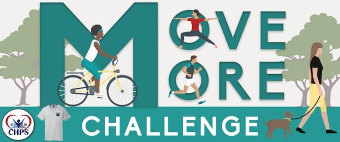 Move More Challenge Graphic