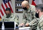 U.S.-Chilean army-to-army staff talks