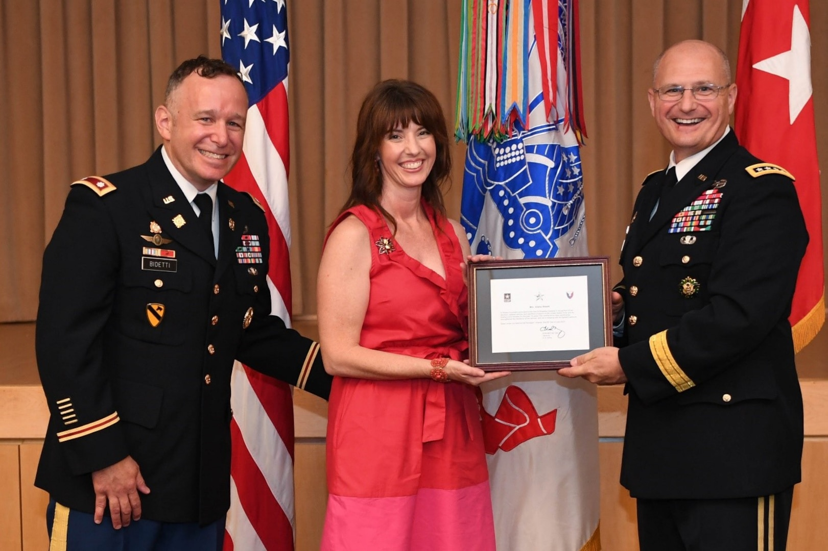 Former DLA Distribution Corpus Christi, Texas commander promoted