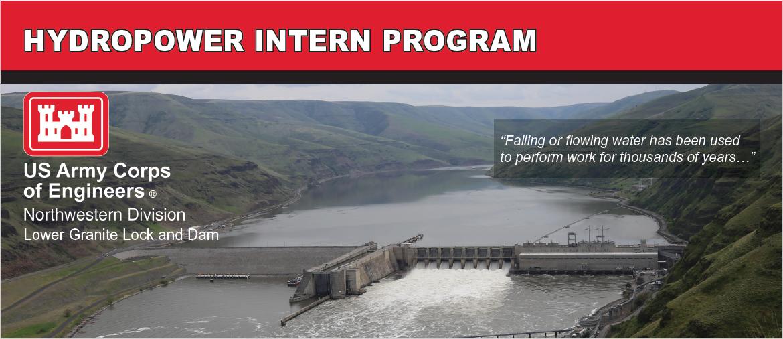 Hydropower Intern Program Brochure