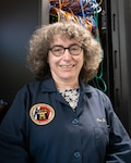 Dr. Sharon Zelmanowtiz is recognized as a 2021 Women of Color (WOC) STEM Technology All-Star for helping to foster the advancement of equity, diversity and inclusion at the U.S. Coast Guard Academy. Serving as an inspiration to many at the CGA for almost 30 years, Zelmanowtiz continues to advise and mentor countless the future leaders of the U.S. Coast Guard. (U.S. Coast Guard photo by Petty Officer 2nd Class Hunter Medley)