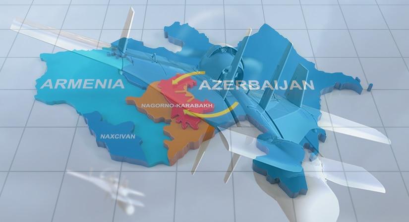 drones over the Nagorno-Karabakh War