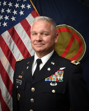Command Chief Warrant Officer, 85th U.S. Army Reserve Support Command